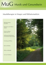 Cover MuG 18 Musiktherapie in Hospiz und Palliativmedizin