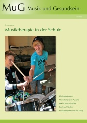 Cover MuG 22 Musiktherapie in der Schule