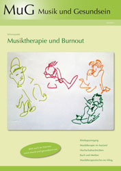 Cover MuG 24 Musiktherapie und Burnout